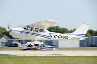 C-GFVQ @ KOSH - Departing OSH on 27 - by Todd Royer