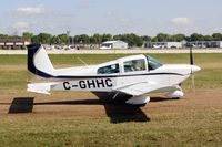 C-GHHC @ KOSH - Taxi for departure - by Todd Royer