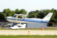 C-GLFJ @ KOSH - Departing OSH on 27 - by Todd Royer