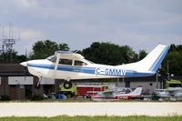C-GMMV @ KOSH - Departing OSH on 27 - by Todd Royer