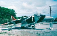 161396 - BAe / McDonnell Douglas AV-8B Harrier II at the Patuxent Naval Air Museum, Lexington Park MD