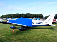 G-BSXS photo, click to enlarge