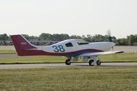 N3QU @ KOSH - Taxi for departure