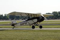 N4FQ @ KOSH - Taxi for departure
