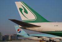B-2441 @ VIE - Jade Cargo Boeing 747-400