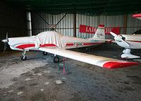 F-GANC @ LFCW - Parked in the hangar... - by Shunn311