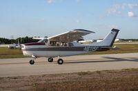 N6115F @ LAL - Cessna 210H