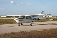 N6451N @ LAL - Cessna 210N