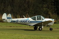 G-HARY @ EGTH - 2. G-HARY at Shuttleworth Evening Air Display Sep 2009