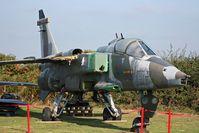 XX763 @ EGHH - Sepecat jaguar GR.1