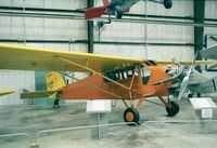 N532N - Curtiss-Wright Robin J-1D at the Virginia Aviation Museum