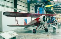 N12329 - Curtiss-Wright Speedwing A-14D at the Virginia Aviation Museum - by Ingo Warnecke