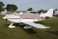 N6SK @ KOSH - Oshkosh EAA Fly-in 2009
