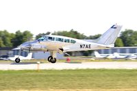 N7AE @ KOSH - Landing 27 at OSH