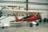 N831W - Brunner-Winkle Bird A at the Virginia Aviation Museum