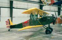 N766V - Fleet Model 1 at the Virginia Aviation Museum