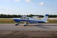 N9204W @ LAL - Piper PA-28-235
