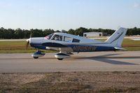 N9858W @ LAL - Piper PA-28-140 - by Florida Metal