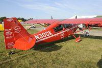 N30GK @ KOSH - Oshkosh EAA Fly-in 2009