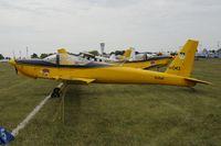N39AF @ KOSH - Oshkosh EAA Fly-in 2009