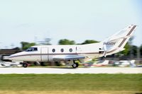 N42EH @ KOSH - Landing 27 at OSH