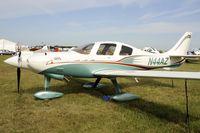 N44AZ @ KOSH - Oshkosh EAA Fly-in 2009