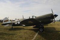 N49FG @ KOSH - Oshkosh EAA Fly-in 2009