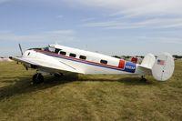N52AP @ KOSH - Oshkosh EAA Fly-in 2009
