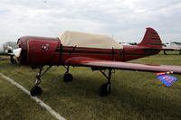 N52BN @ KOSH - Oshkosh EAA Fly-in 2009