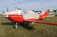 N54JX @ KOSH - Oshkosh EAA Fly-in 2009