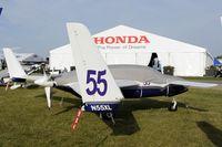 N55XL @ KOSH - Oshkosh EAA Fly-in 2009