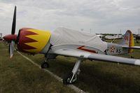 N73KS @ KOSH - Oshkosh EAA Fly-in 2009