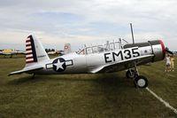 N79VV @ KOSH - Oshkosh EAA Fly-in 2009