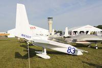 N83DT @ KOSH - Oshkosh EAA Fly-in 2009