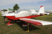 N84VC @ KOSH - Oshkosh EAA Fly-in 2009 - by Todd Royer