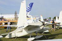 N85KW @ KOSH - Oshkosh EAA Fly-in 2009