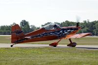 N85TP @ KOSH - Taxi for departure