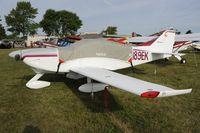 N89EK @ KOSH - Oshkosh EAA Fly-in 2009