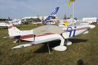N91LH @ KOSH - Oshkosh EAA Fly-in 2009