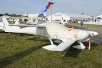 N96BJ @ KOSH - Oshkosh EAA Fly-in 2009