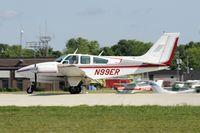 N99ER @ KOSH - Landing 27 at OSH