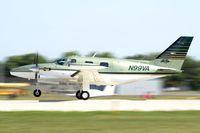 N99VA @ KOSH - Departing OSH on 27