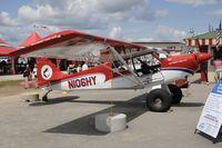N106HY @ KOSH - Oshkosh EAA Fly-in 2009