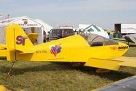 N112SX @ KOSH - Oshkosh EAA Fly-in 2009 - by Todd Royer