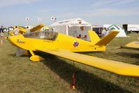 N112XS @ KOSH - Oshkosh EAA Fly-in 2009