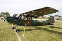 N119AJ @ KOSH - Oshkosh EAA Fly-in 2009 - by Todd Royer