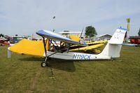 N119CK @ KOSH - Oshkosh EAA Fly-in 2009
