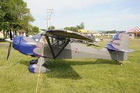 N122EB @ KOSH - Oshkosh EAA Fly-in 2009
