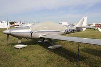 N123PK @ KOSH - Oshkosh EAA Fly-in 2009