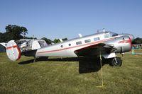 N127ML @ KOSH - Oshkosh EAA Fly-in 2009